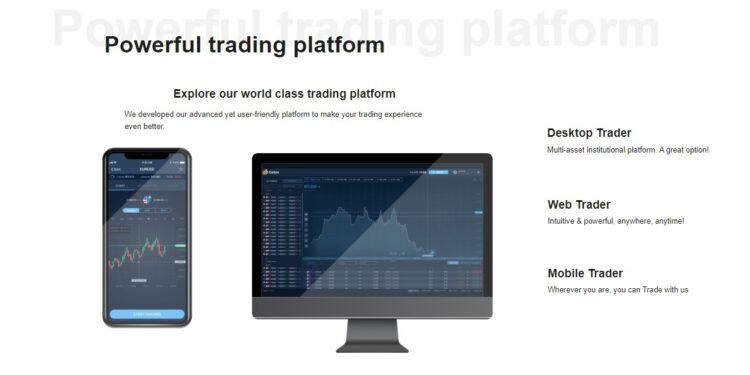 Celox Live Trading Platforms - Celox Review