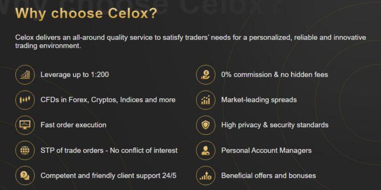 why choose celox - Celox Review